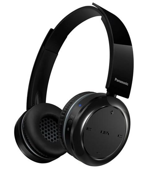 Auricular de diadema Panasonic RP-BTD5E-K con Bluetooth