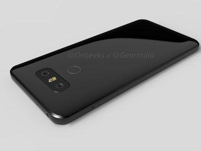 Así sería el LG G6: render revela el adiós al diseño modular