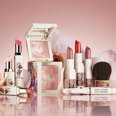 Bobbi Brown y Ulla Johnson se vuelven a unir para crear una de las colecciones de maquillaje más bonitas del otoño
