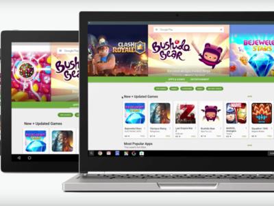 ¿Queréis ver cómo lucen las aplicaciones Android en un Chromebook? Google nos lo enseña en vídeo