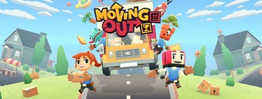 Moving Out es la alternativa a Overcooked! que necesitaba para aliviar tensiones con las mudanzas. Máxime con Xbox Game Pass