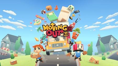 Moving Out es la alternativa a Overcooked! que necesitaba para aliviar tensiones con las mudanzas. Máxime con Xbox Game Pass