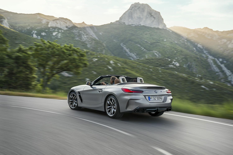 Foto de BMW Z4 (38/56)
