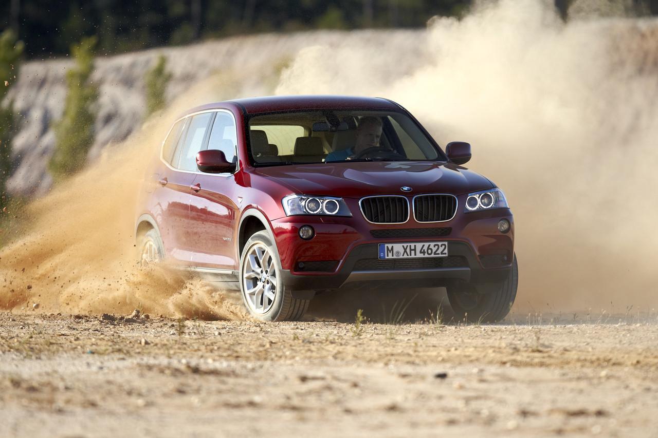 Foto de BMW X3 2011 (8/128)