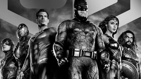 'La Liga de la Justicia de Zack Snyder' en blanco y negro ya está aquí: HBO España estrena 'La justicia es gris'