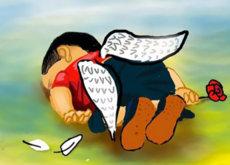 23 homenajes... 23 reflexiones acerca de la muerte del pequeño Aylan