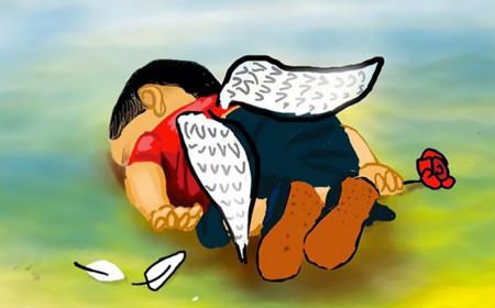 23 homenajes, 23 reflexiones acerca de la muerte del pequeño Aylan