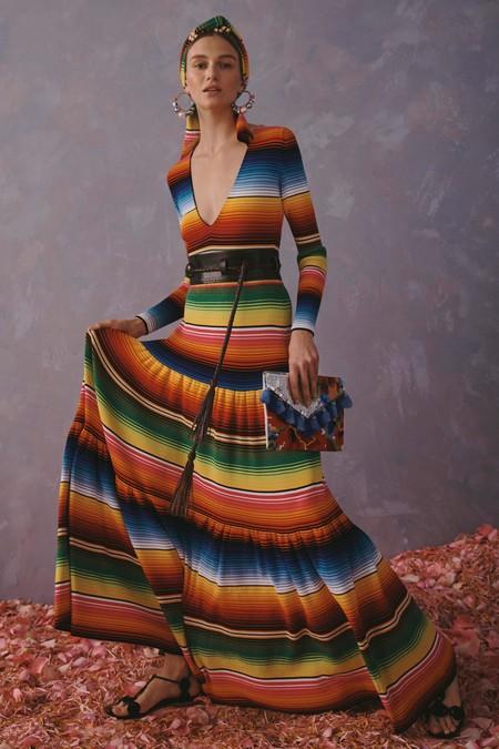 Carolina Herrera en el punto de mira del gobierno mexicano por apropiación cultural