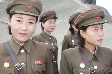 'Crossing Frontiers', de Martin Von Den Driesch, nuevas fotos prohibidas de Corea del Norte