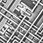 ¿Qué tamaño tiene (de verdad) un microchip?