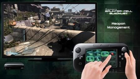 La versión para Wii U de 'Splinter Cell: Blacklist' se queda sin cooperativo local