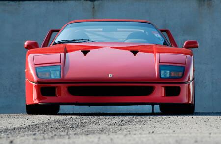 Ferrari F40 Valeo (1989), el único con cambio automático