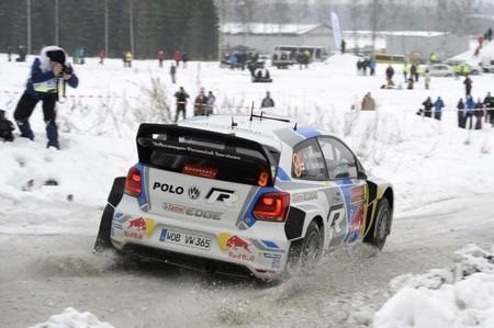 Rally de Suecia 2014: apasionante lucha a tres bandas entre los Volkswagen