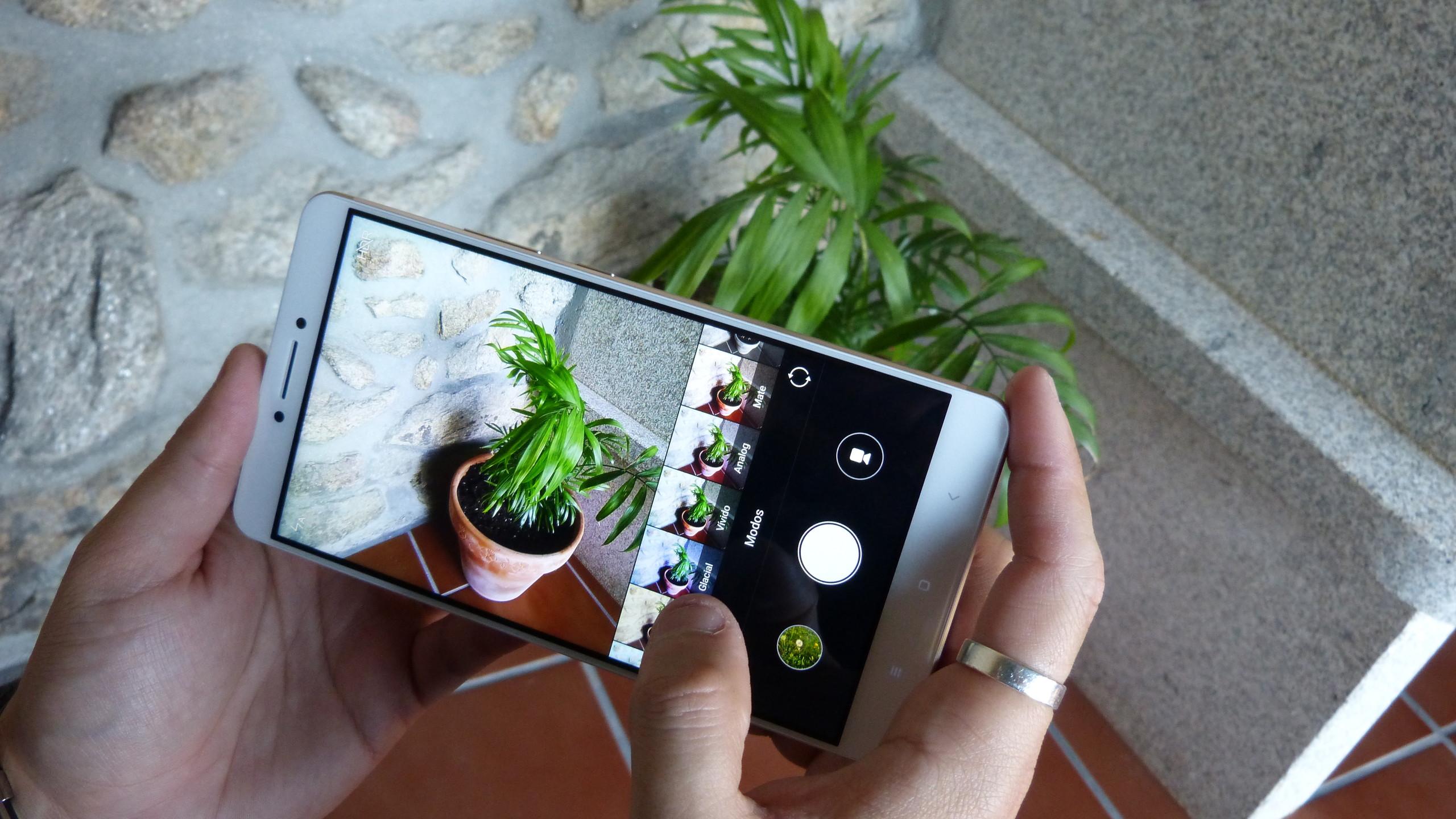 Xiaomi Mi Max, diseño