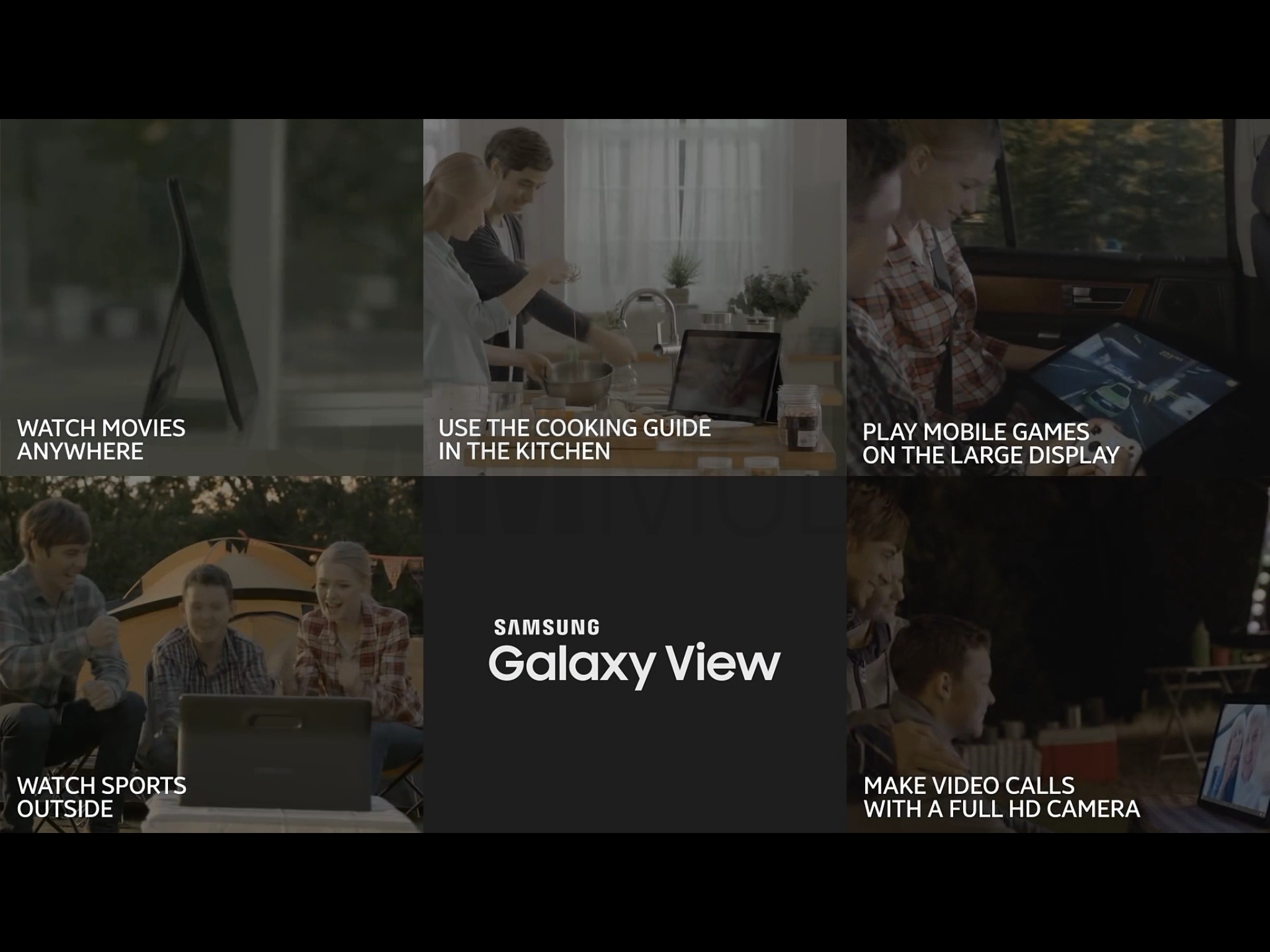 Foto de Samsung Galaxy View (5/24)