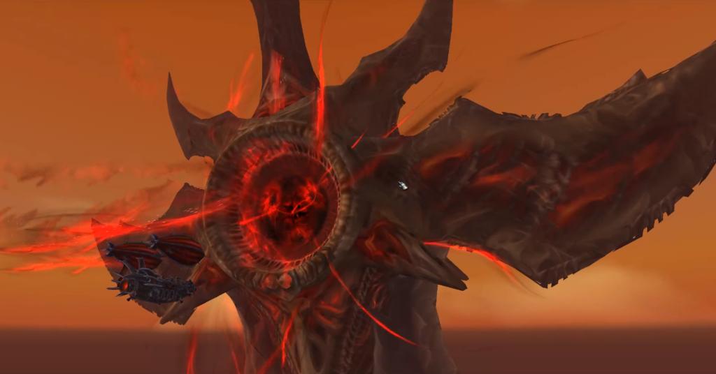 World Of Warcraft Espada Sargeras