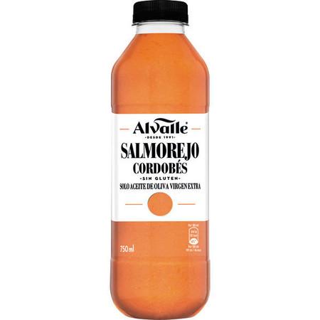Salmorejo Sin Gluten De Alvalle