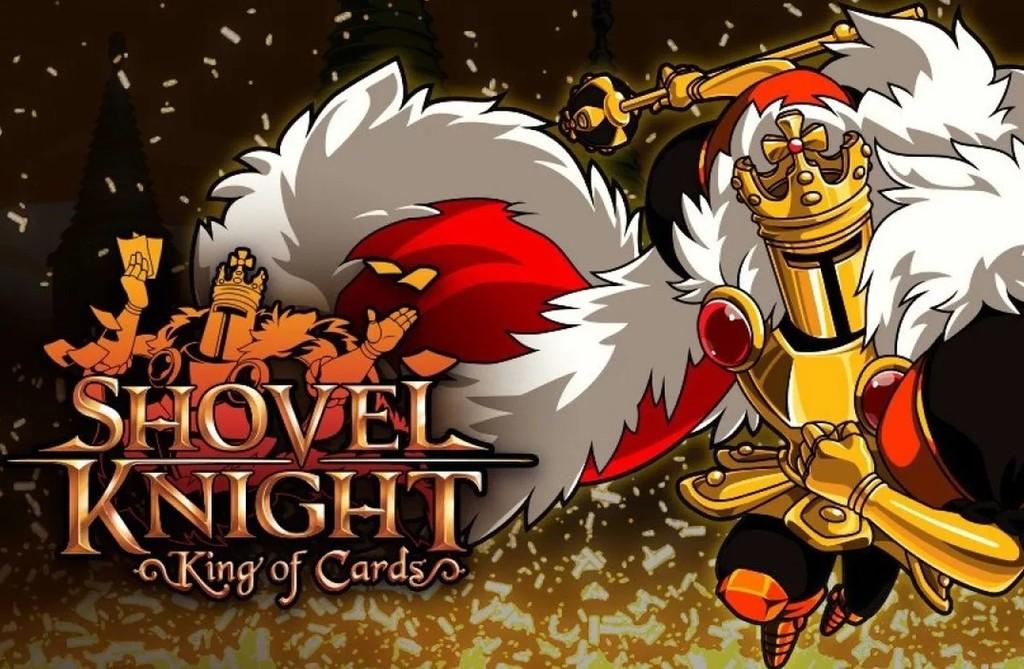 Shovel Knight: King of Cards y Shovel Knight: Showdown fijan su fecha de lanzamiento para diciembre