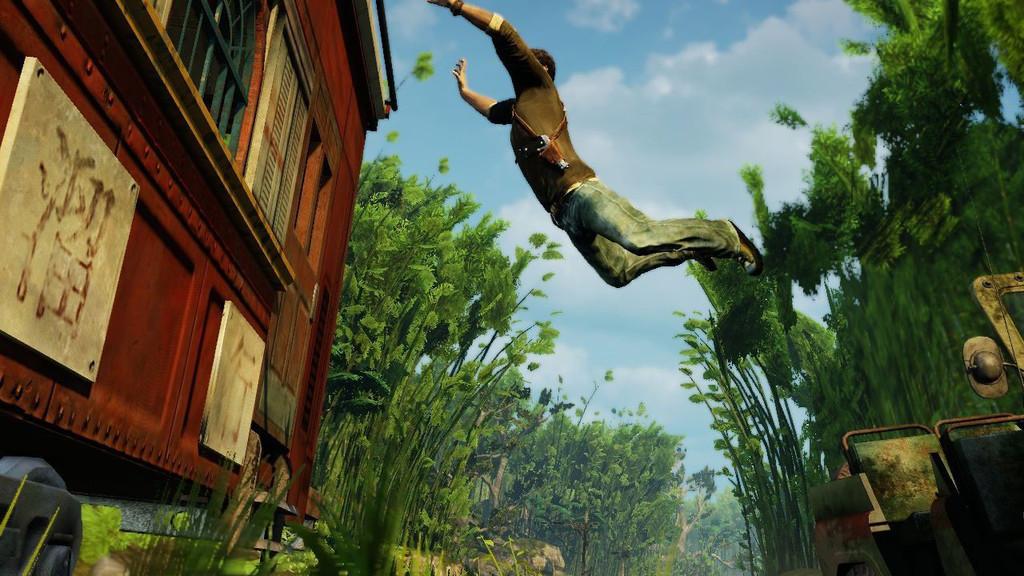 Foto de Uncharted 2 nuevas fotos (14/28)