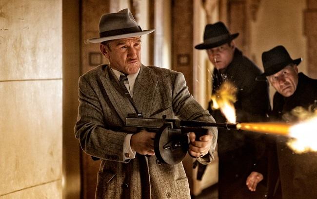 Sean Penn en 'Gangster Squad'