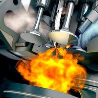 Este motor diésel recién desarrollado promete reducir las emisiones contaminantes en un 80%