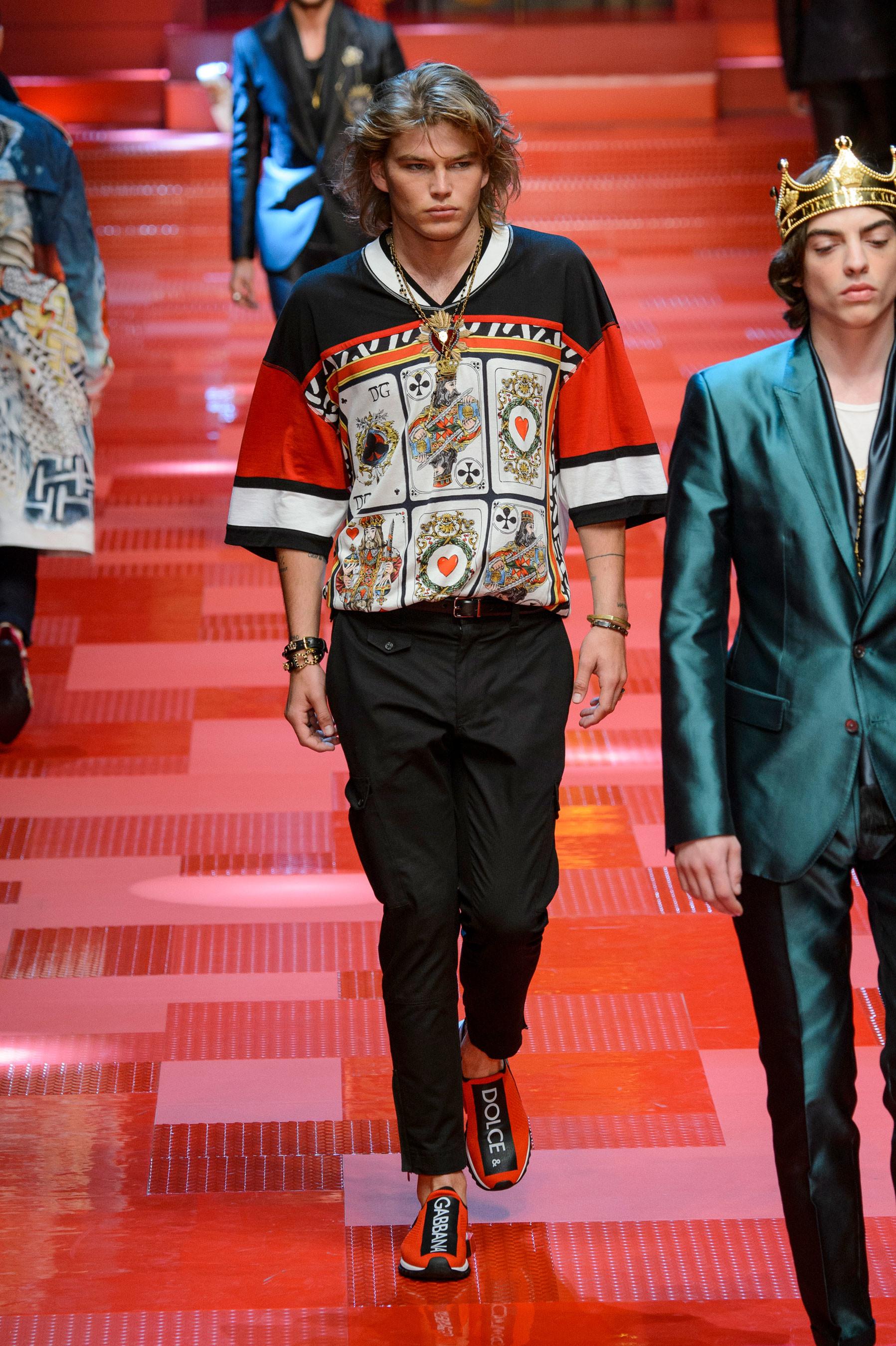Foto de Dolce & Gabbana desfile (37/72)