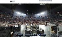 U2 hace una foto a sus fans de 5 gigapíxeles