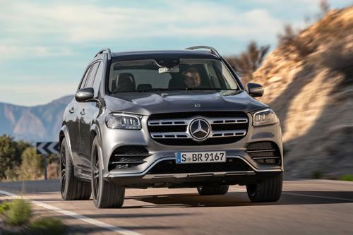 Los nuevos Mercedes-Benz GLS y GLE Coupé ya tienen precio en México: así son este par de mild-hybrids colosales