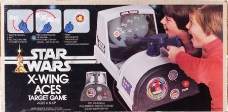 Diez spots viejunos sobre juegos de 'Star Wars' que no debes perderte