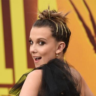 Con el estreno de la tercera temporada de Stranger Things, repasamos los 17 mejores peinados de Millie Bobby Brown