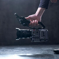 Sony FX6, nueva cámara de cine 4K de tamaño compacto con sensor full frame, alto rango dinámico y grabación interna 4K/120p 4:2:2 10-bit