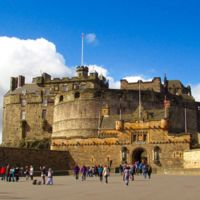 Edimburgo con niños: reyes y princesas en el Castillo