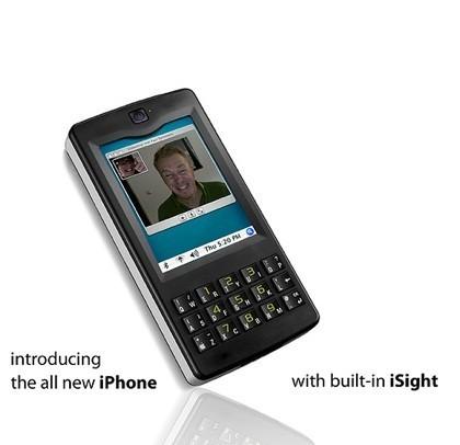 Un nuevo iPhone (falso), con caja y todo (falsa también)