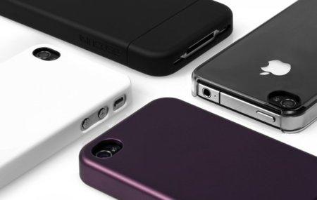 Fundas InCase para iPhone 4 ya disponibles