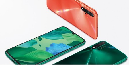 Huawei Nova 5 y Huawei Nova 5 Pro: la serie Nova dice adiós a la pantalla perforada y sube a cuatro cámaras traseras