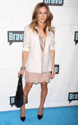 Sarah Jessica Parker siempre es el sinónimo del estilo chic