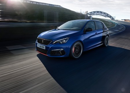 Peugeot 308 Gti 2018 1600 15