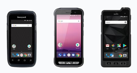 Google amplía el programa Android Enterprise Recommended con una categoría de smartphones todoterreno