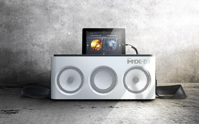 M1X-DJ de Philips, probamos la mesa pensada para aspirantes a DJ