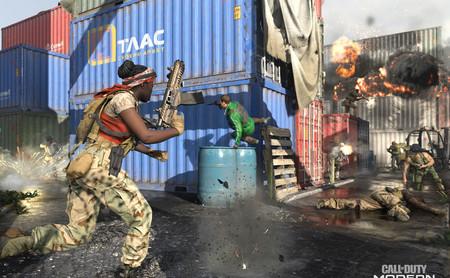 Shipment, el mapa más loco de la saga Call of Duty, es también uno de los mejores. Y el más divertido