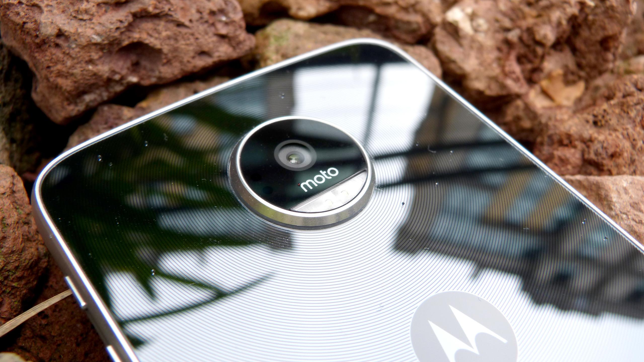 Foto de Moto Z Play, diseño (17/48)