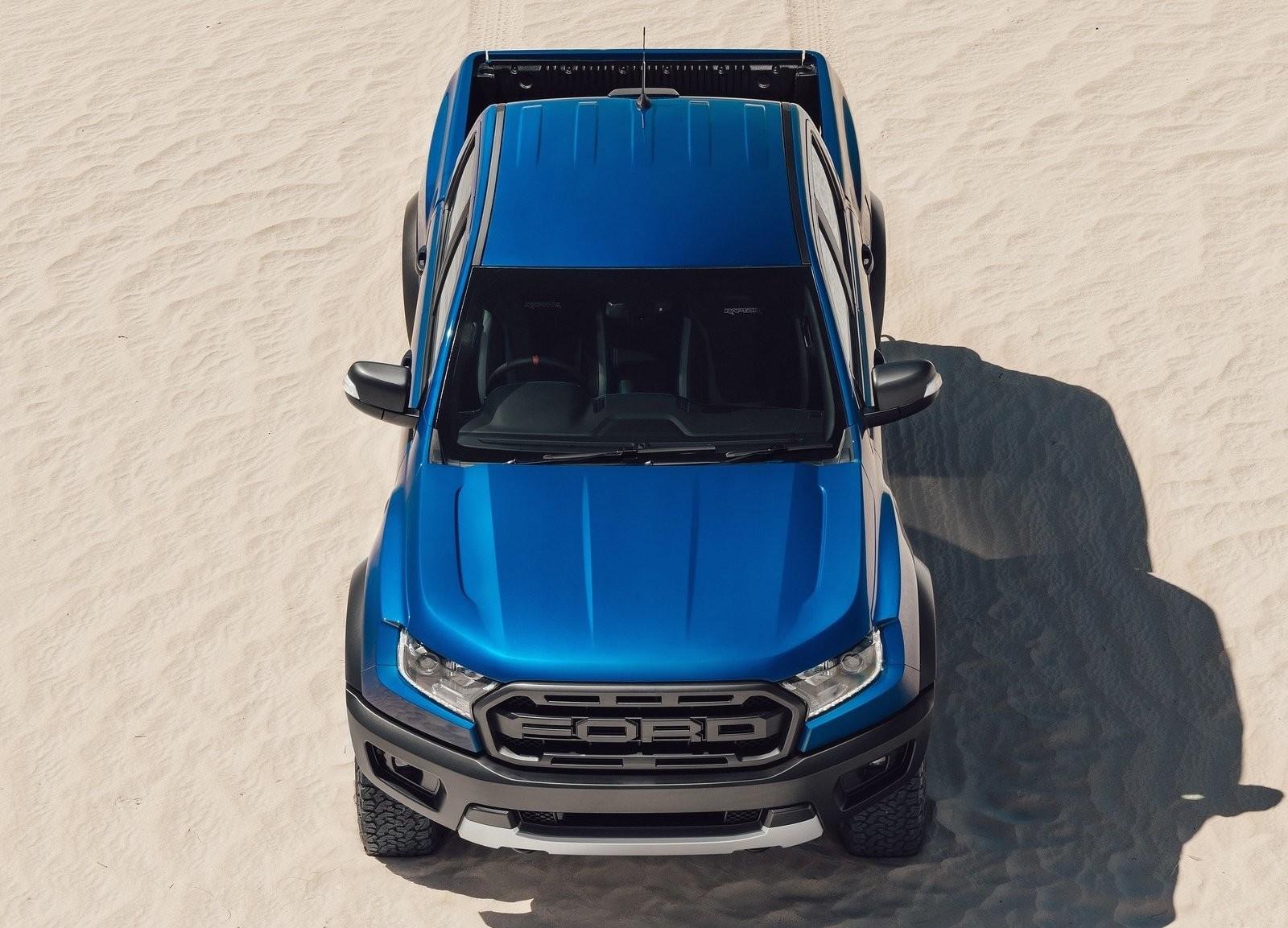 Foto de Ford Ranger Raptor (4/12)