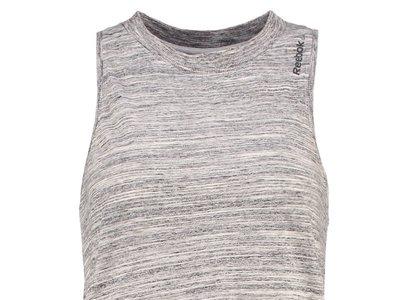 Tenemos la camiseta de tirantes Reebok El Marble rebajada a 13,70 euros con envío gratis en Zalando