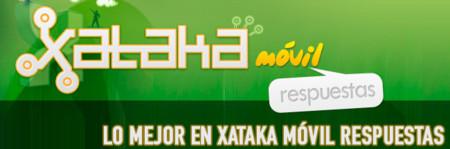 Recomendaciones de terminales, consumo de batería y más. Repaso por Xataka Móvil Respuestas