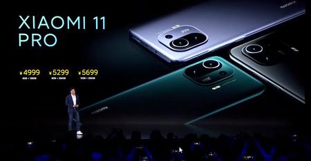 Xiaomi Mi 11 Pro Oficial Colores Precios