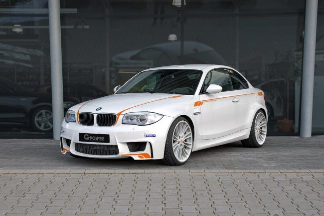G-Power BMW Serie 1 M Coupé