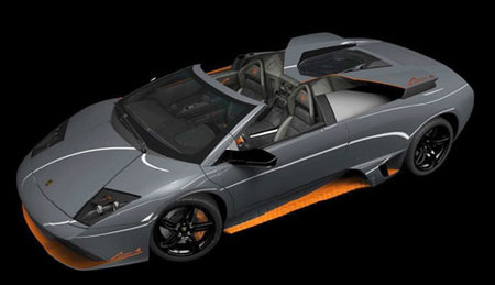 Lamborghini Murciélago LP650-4 Roadster, más detalles