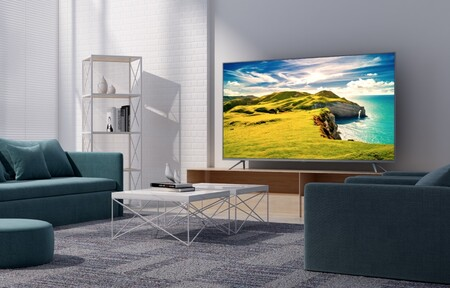La Xiaomi Mi TV 4S de 65 pulgadas es un chollo en Aliexpress Plaza: una smart TV 4K con Android TV por 544 euros desde España