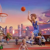 NBA Playgrounds quiere recoger el testigo de NBA Jam e irrumpe con un tráiler cargadito de mates muy locos