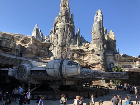 Star Wars Ge Disneyland 2
